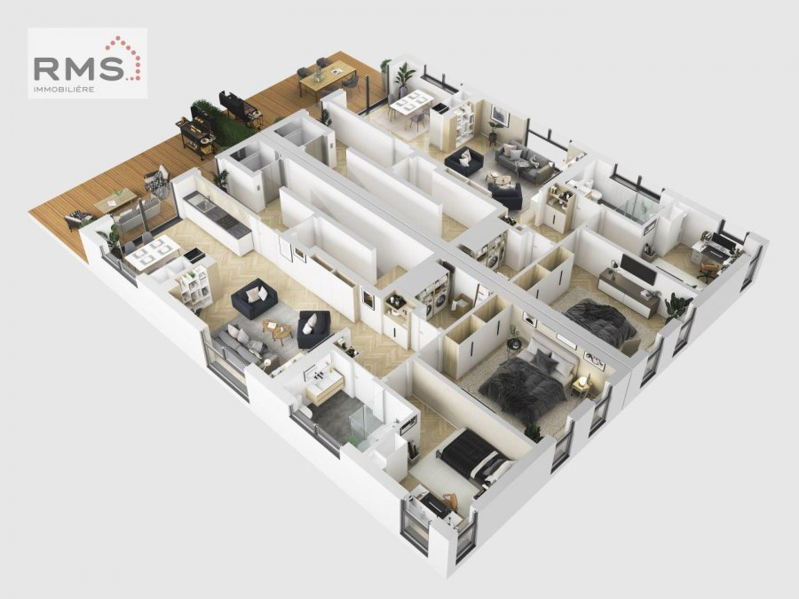 wohnung kaufen 0 zimmer 95 m² saarburg foto 2