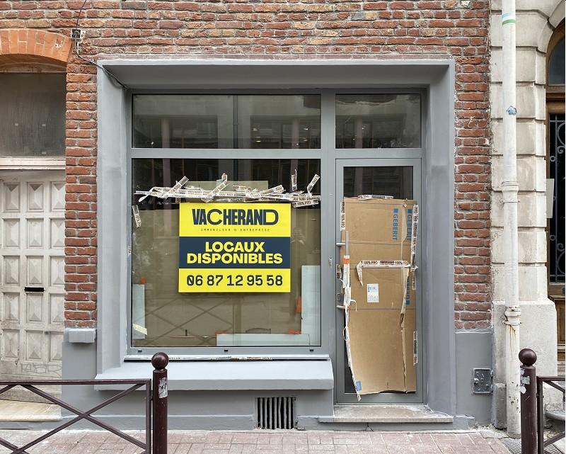 louer local commercial 0 pièce 37 m² lille photo 1