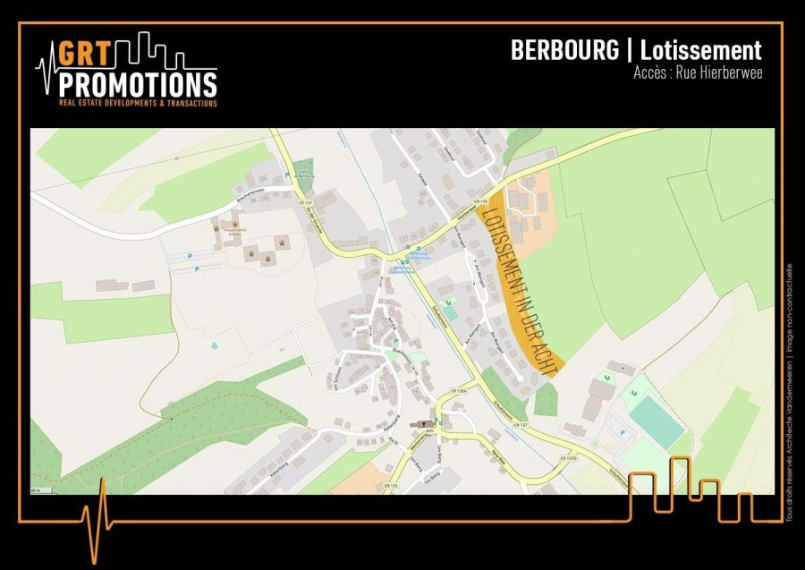 building land for buy 0 bedroom 0 m² berbourg photo 2
