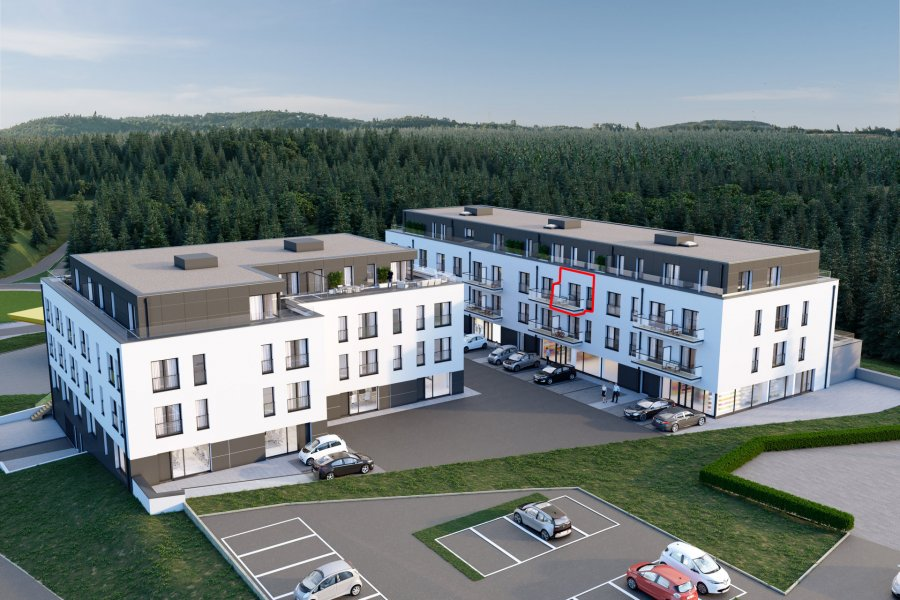 acheter appartement 2 chambres 93 m² wemperhardt photo 1