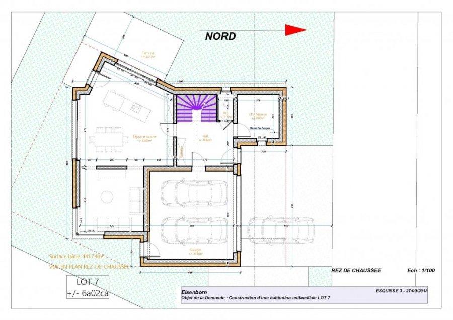 acheter maison mitoyenne 4 chambres 279 m² eisenborn photo 3