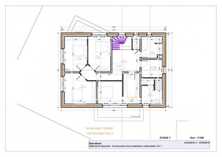acheter maison mitoyenne 4 chambres 279 m² eisenborn photo 4