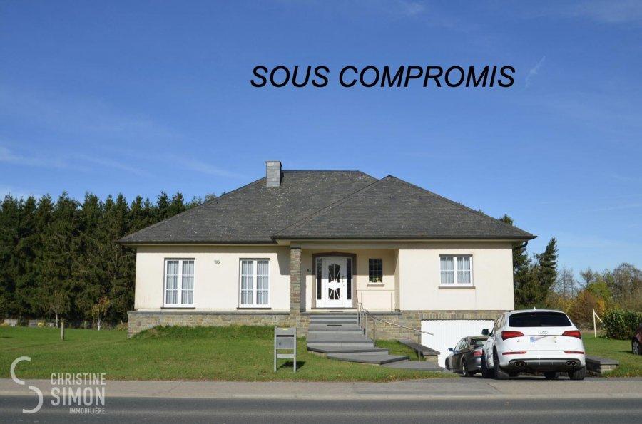 Maison à vendre 4 chambres à Marnach