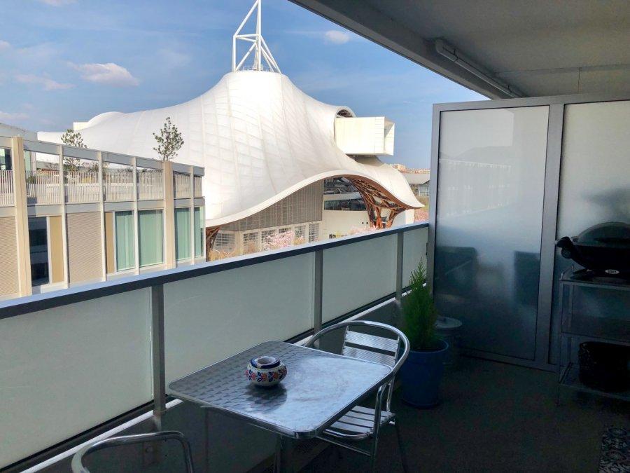 Appartement à louer F3 à Metz-Gare