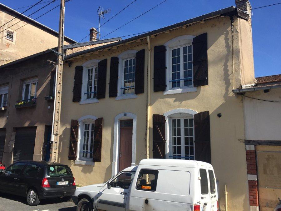 Maison à louer F2 à Pont a mousson
