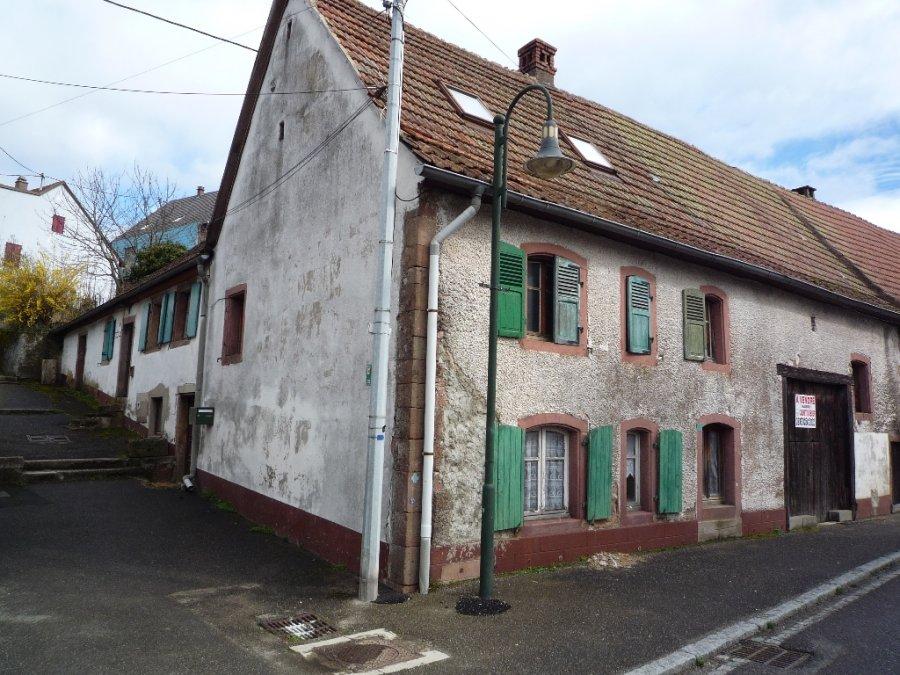 acheter maison 8 pièces 170 m² oberhaslach photo 1