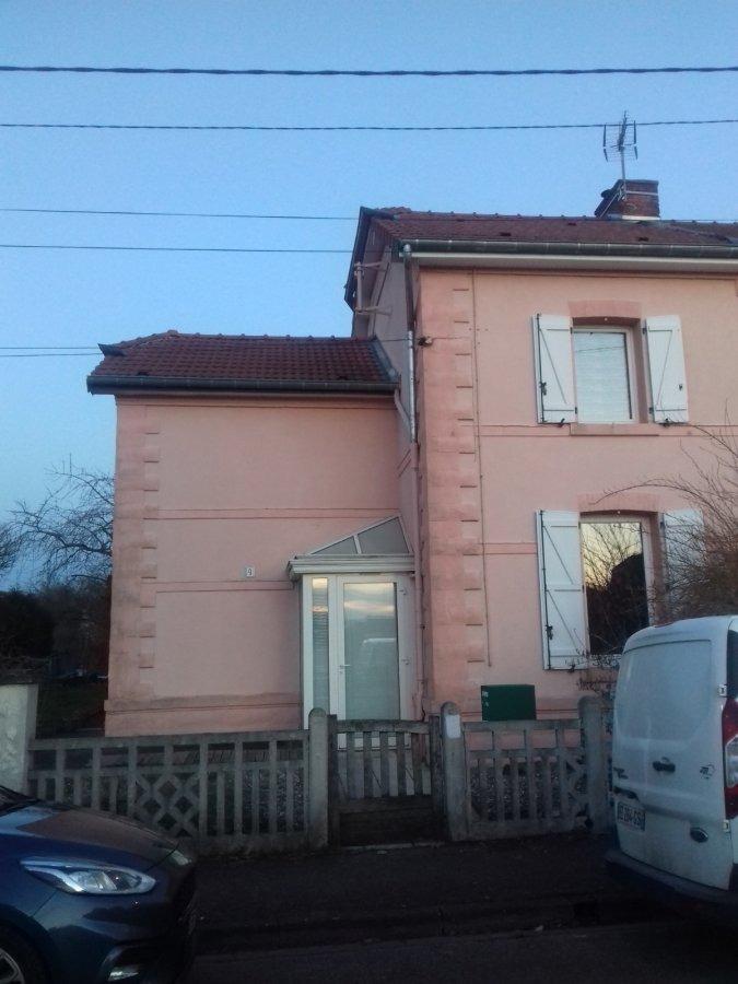louer maison mitoyenne 4 pièces 108 m² joudreville photo 1