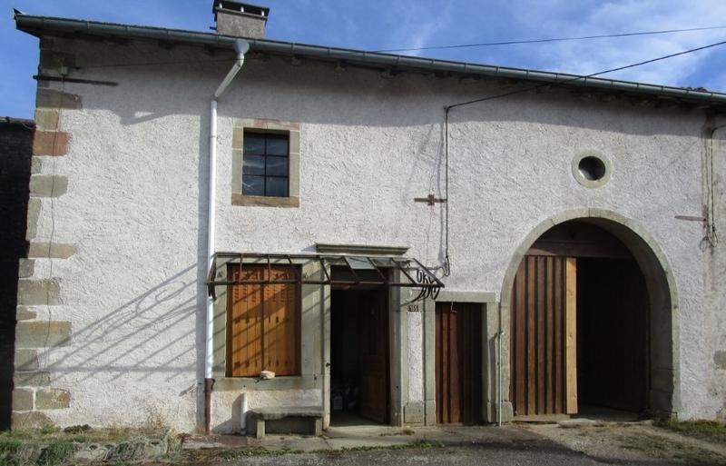 acheter maison 3 pièces 60 m² monthureux-sur-saône photo 2