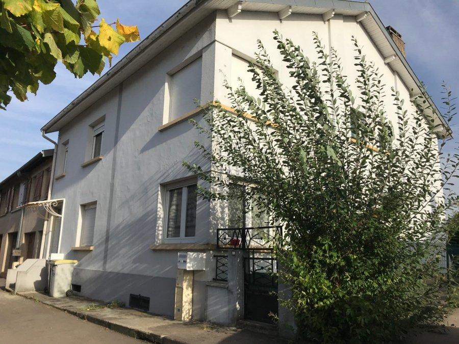 Immeuble de rapport à vendre F7 à Remilly