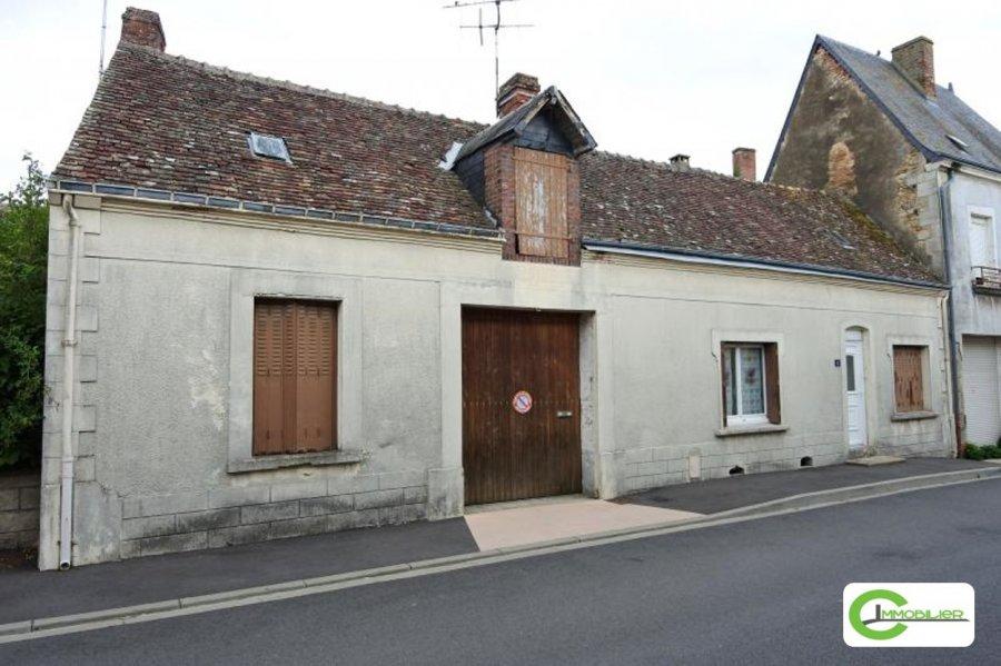 Maison à vendre F2 à Nogent le bernard