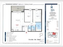 Appartement à vendre F3 à Thionville-Élange - Réf. 6265174