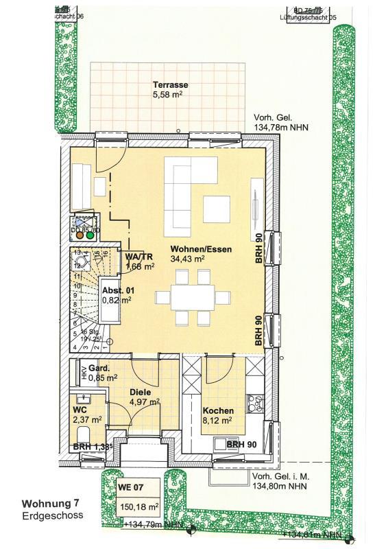 acheter duplex 5 pièces 147.19 m² trier photo 4