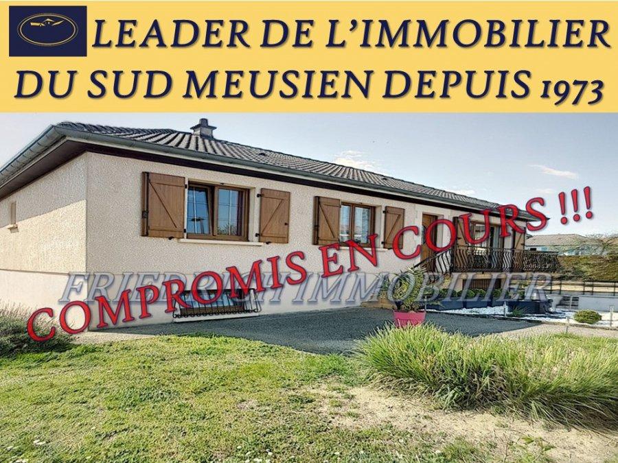 acheter maison 5 pièces 90 m² bar-le-duc photo 1