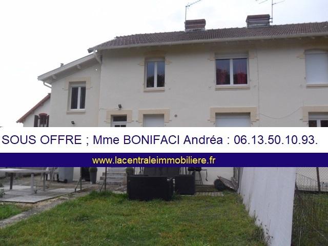 acheter maison 7 pièces 112.55 m² bouligny photo 1