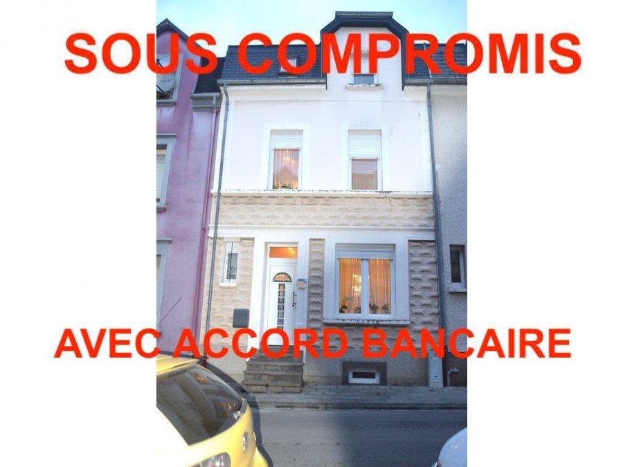 terraced for buy 3 bedrooms 120 m² rodange photo 1