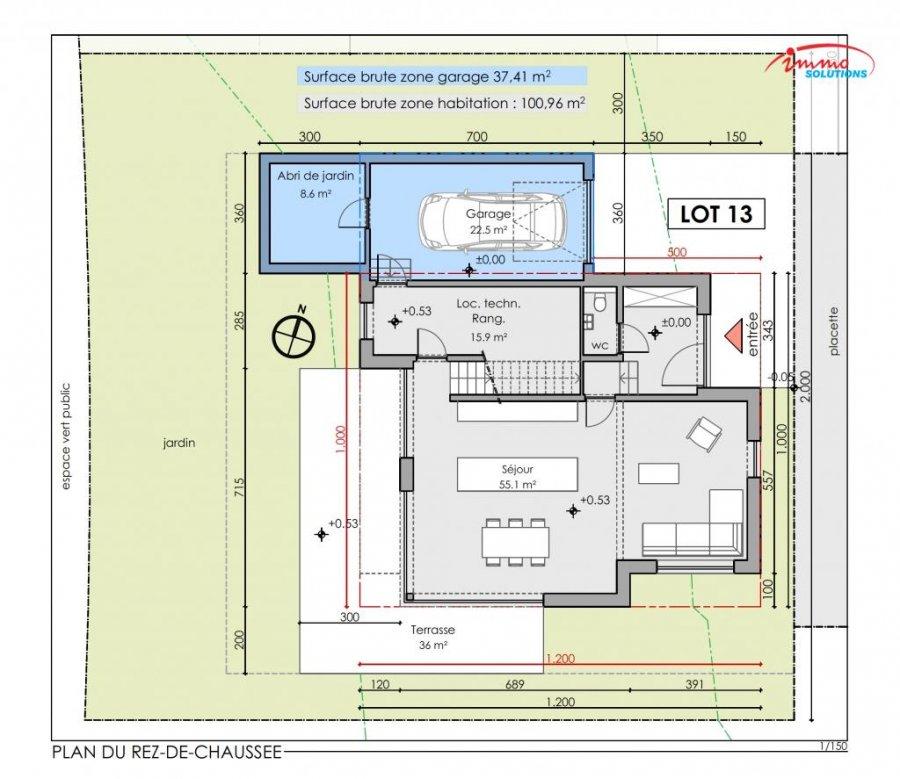 terraced for buy 4 bedrooms 246.37 m² steinfort photo 7