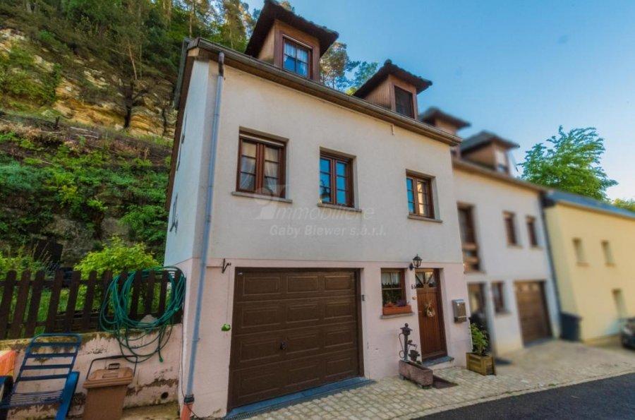 acheter maison jumelée 3 chambres 110 m² bourglinster photo 1