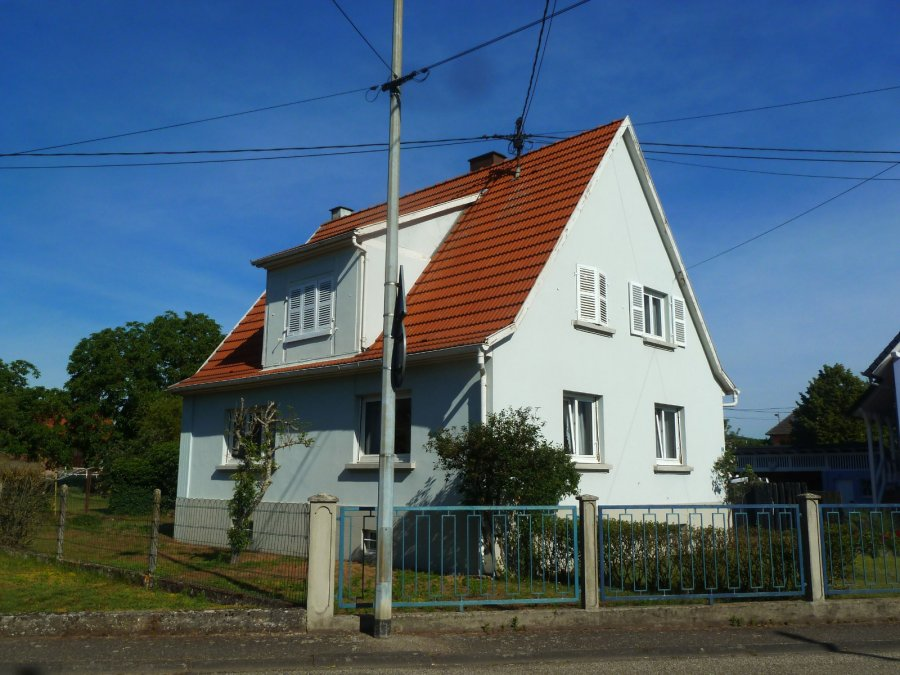 Maison à vendre F5 à gundershoffen