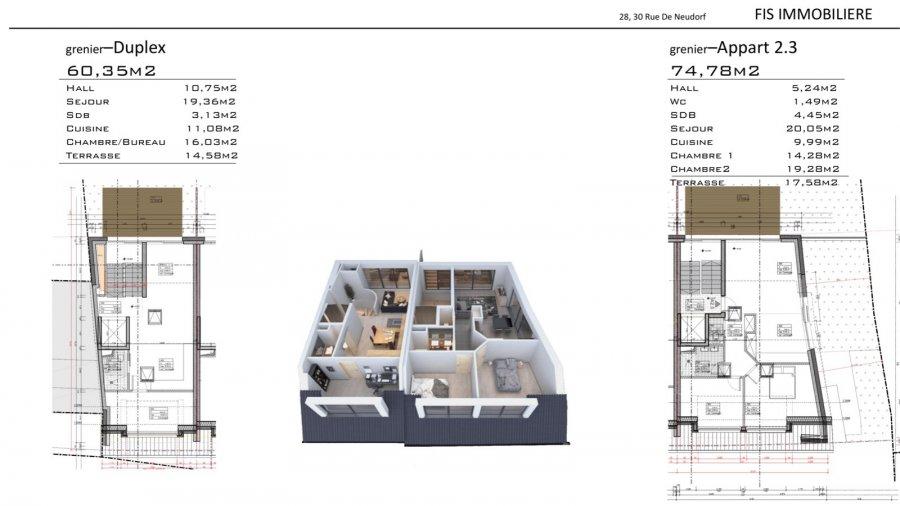 wohnung kaufen 1 schlafzimmer 51 m² luxembourg foto 5