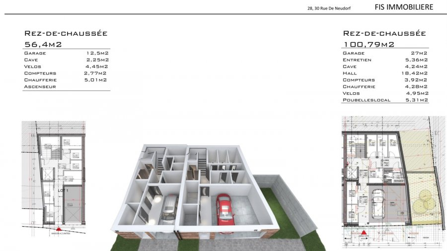 wohnung kaufen 1 schlafzimmer 51 m² luxembourg foto 7