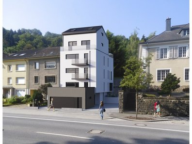 Appartement à vendre 1 Chambre à Luxembourg-Muhlenbach - Réf. 6003046
