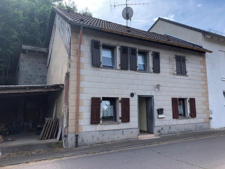doppelhaushälfte kaufen 7 zimmer 150 m² losheim foto 1