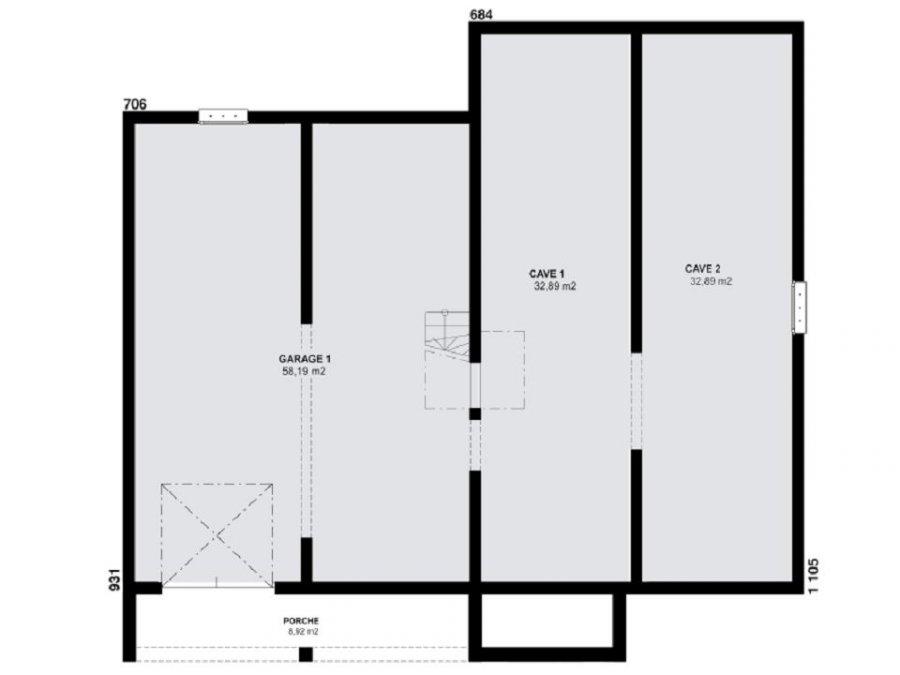 acheter maison 6 pièces 126 m² mécleuves photo 3