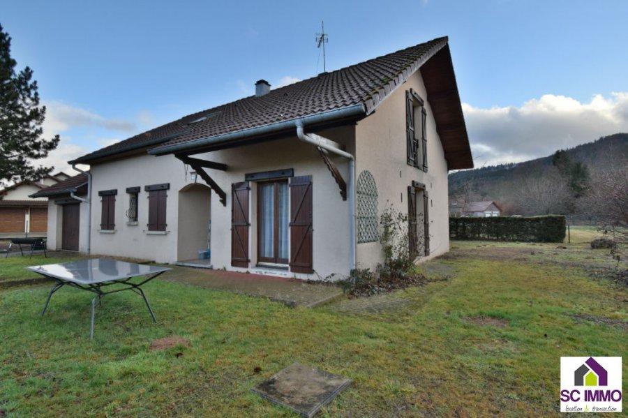 acheter maison 7 pièces 152 m² anould photo 1