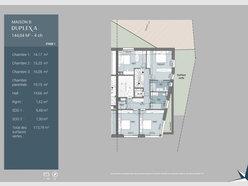 Duplex for sale 2 bedrooms in Junglinster - Ref. 7195750