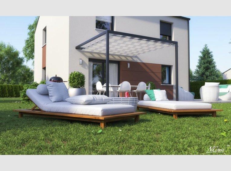 neuf maison 5 pi ces florange moselle r f 5373030. Black Bedroom Furniture Sets. Home Design Ideas