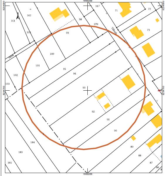 Terrain constructible à vendre à Hestroff