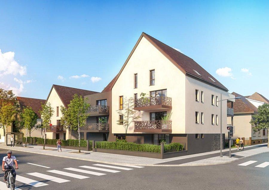 acheter appartement 4 pièces 73 m² strasbourg photo 1