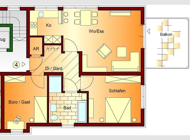 Wohnung zum Kauf 3 Zimmer in Konz (DE) - Ref. 4935270