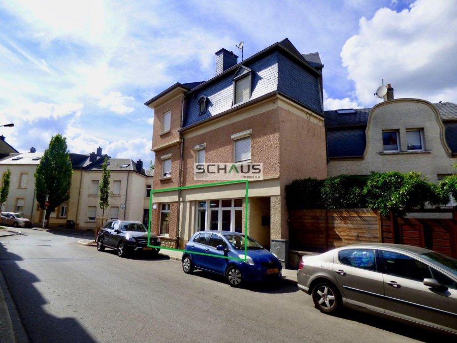 Local commercial à vendre à Luxembourg-Bonnevoie