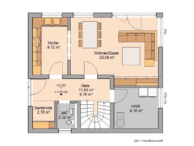 acheter maison 4 pièces 110 m² kyllburg photo 3