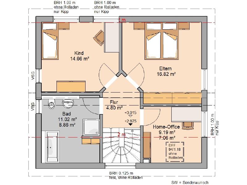 acheter maison 4 pièces 110 m² kyllburg photo 4