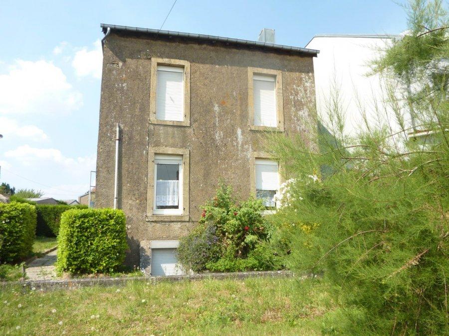 Maison individuelle à vendre F5 à Mont-Saint-Martin
