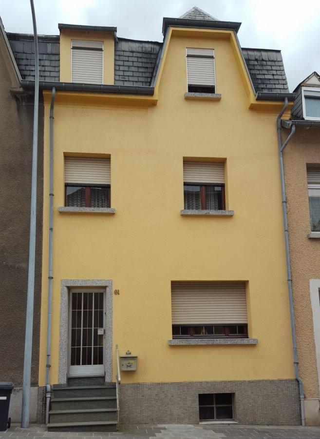 acheter maison mitoyenne 4 chambres 160 m² pétange photo 1