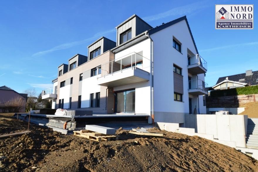 acheter duplex 3 chambres 130 m² weiswampach photo 1