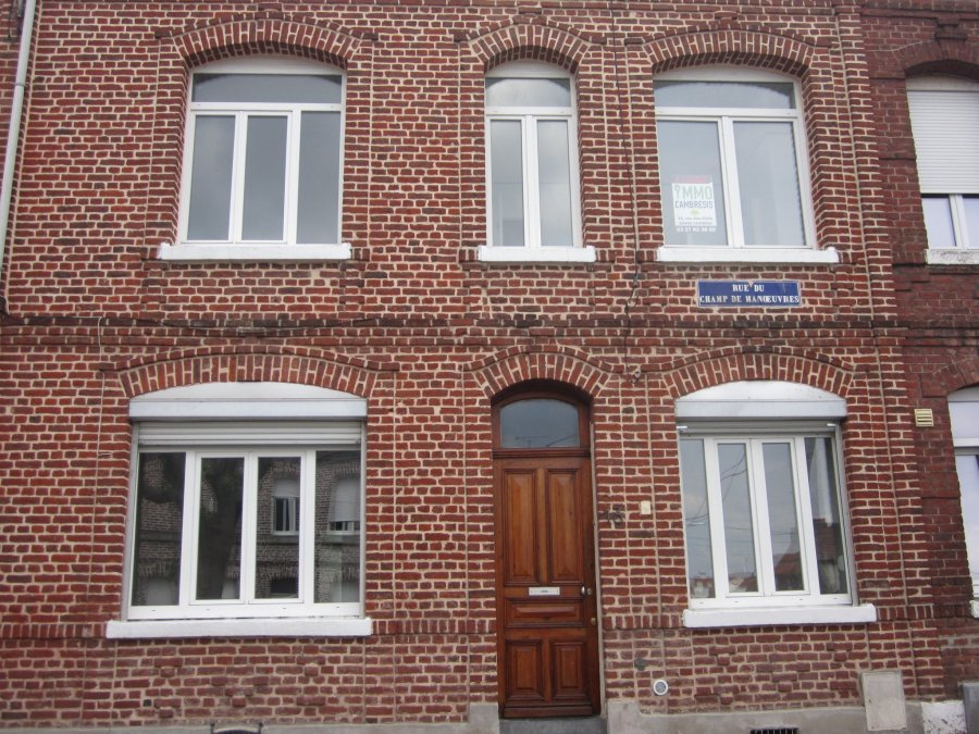 Maison à louer F4 à Cambrai