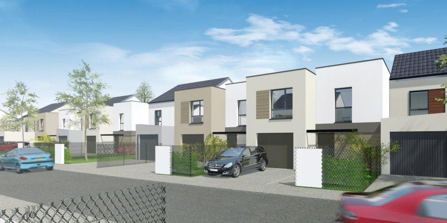 Maison individuelle en vente yutz 100 m 245 000 for Carrelage yutz