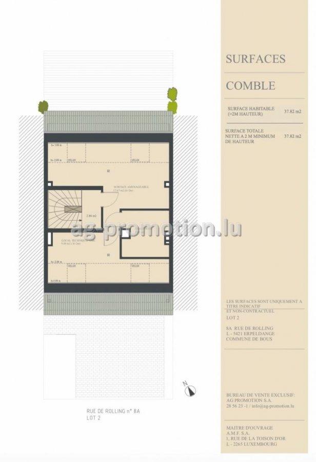 detached house for buy 4 bedrooms 182.7 m² erpeldange (bous) photo 4