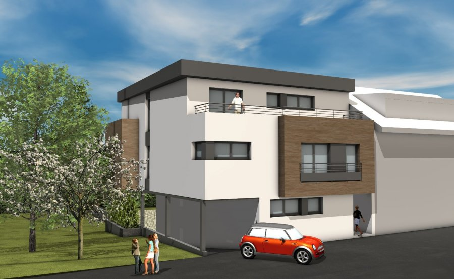 Appartement en vente dudelange 68 m 360 000 athome for Acheter un appartement en construction