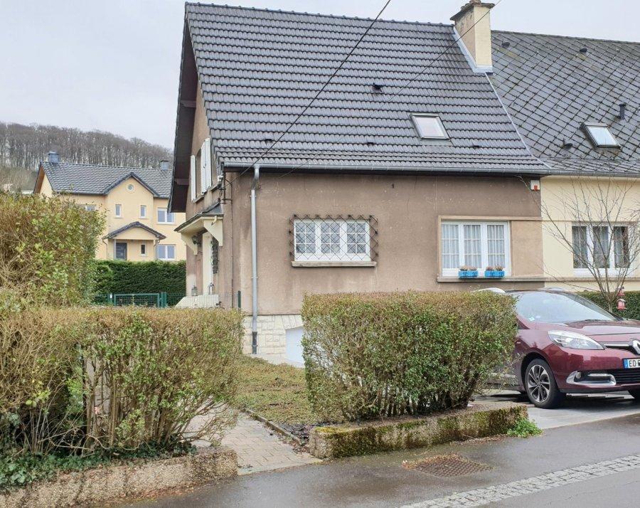 acheter maison jumelée 5 pièces 100 m² audun-le-tiche photo 1