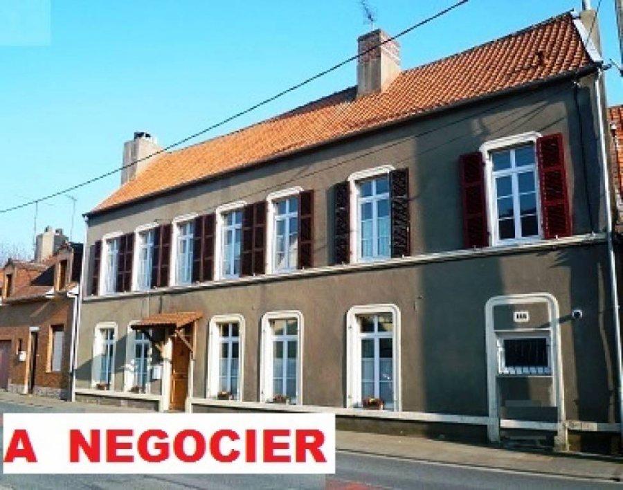 Maison individuelle en vente samer 0 m 149 100 for Acheter maison individuelle nord