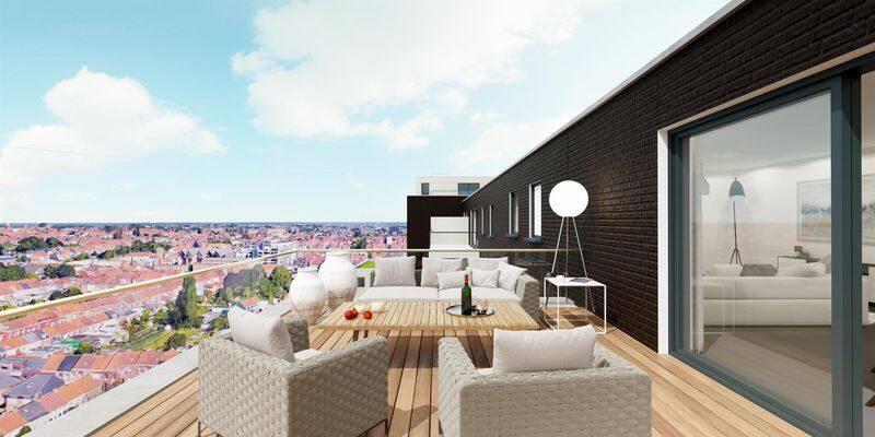 acheter appartement 0 pièce 80 m² mouscron photo 5