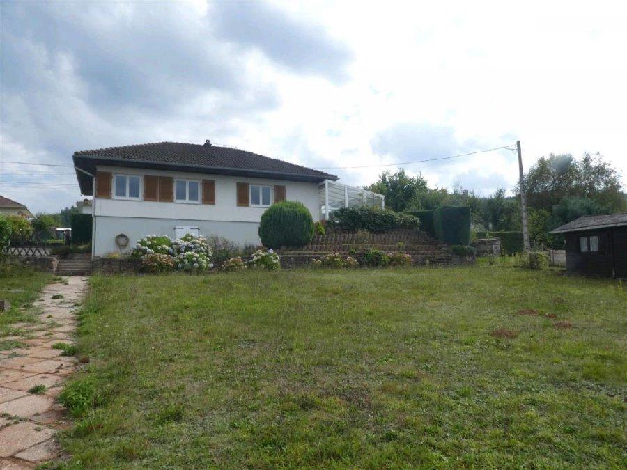 acheter maison 6 pièces 125 m² la bourgonce photo 1
