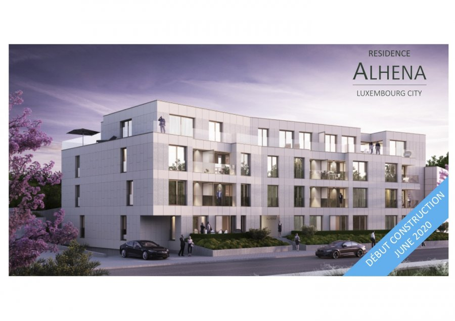 acheter penthouse 3 chambres 180.92 m² luxembourg photo 1