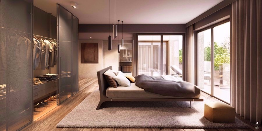 acheter penthouse 4 chambres 195.5 m² luxembourg photo 2