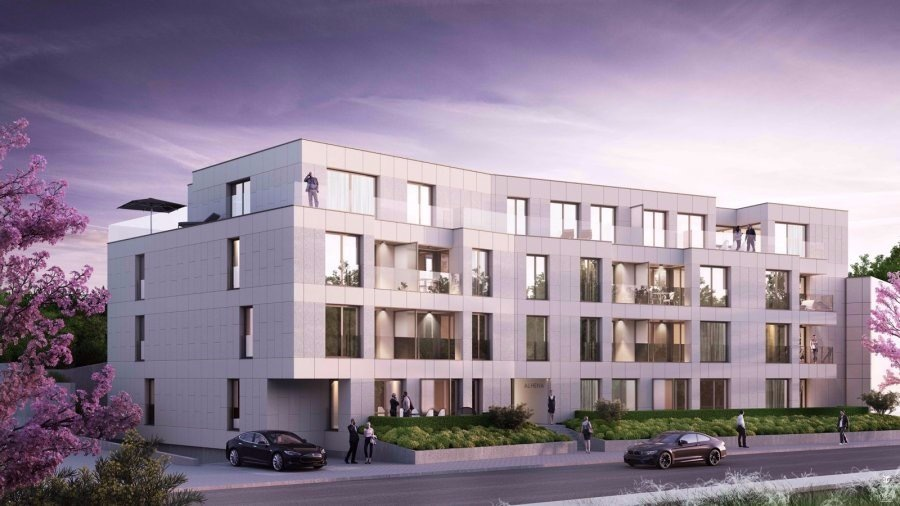 acheter penthouse 4 chambres 166.95 m² luxembourg photo 4